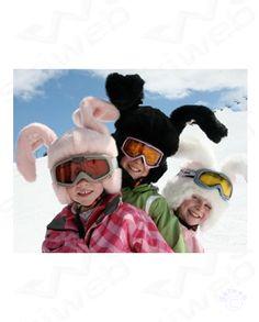 White+Rabbit+Ski+Helmet+Cover