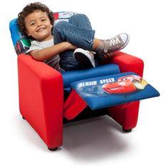 OFERTA SILLÓN RECLINABLE INFANTIL DISNEY CARS. TC85675CR, IndalChess.com Tienda de juguetes online y juegos de jardin