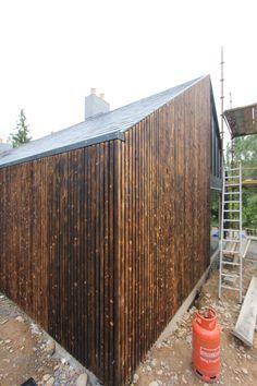 House by A449. Scotland