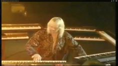 Rick Wakeman And Jon Lord Awesome Solos Live