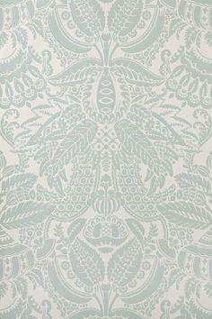 farrow and ball orangerie wallpaper