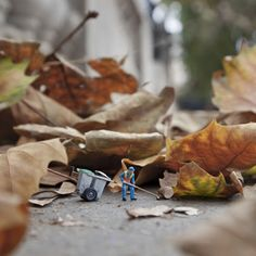 La vie en miniature de The Little People Project / PART.2 !