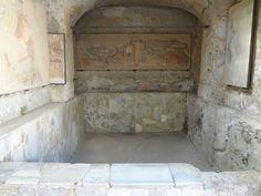 An ancient bath