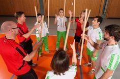 Teambuilding mit Spaß