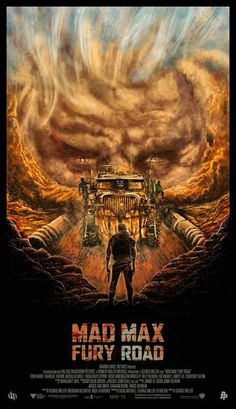 Mad Max : la saga en 15 affiches alternatives - Diaporama - AlloCiné