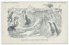 """""""plenty of good fish in the sea"""" - gibson // loving the one diving on the right!"""