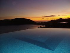 Infinity Edge pool - Ocean Song Villa St. Kitts. Picture by Ricky Pereira.