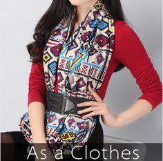shawl trend - Google Search