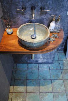 Venice Art Tiles - eclectic - bathroom - los angeles - venice art tiles