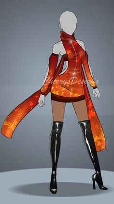 Don't miss any future outfit adopts! Join my group: cherrysoutfitadopts.deviantart… I'm offering email notifications, you'll be one of the first to know abo...