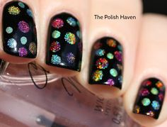 The Polish Haven: Holo Dotticure