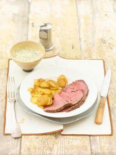 Roastbeef mit Ofenkartoffeln