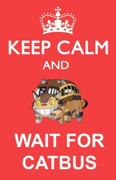 """The ONLY time I will ever like a """"keep calm and ..."""""""