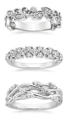 Would you choose a nature-inspired wedding ring?