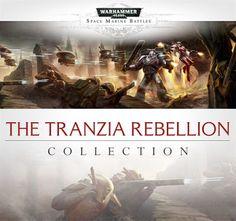 El Descanso del Escriba: The Tranzia Rebellion Collection,el audio-play,a l...