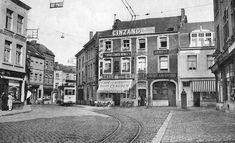 Namur (Jambes) Rue du Commerce en 1930