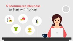 5 Niche Ecommerce Businesses You can Start with YoKart
