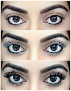 Finally something that works! Thanks to this new simple daily routine, I've been able to grow thicker and longer eyelashes! Ladies need to check this out!