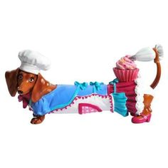 Dachshund figurines for Dachshund Lovers. Fun and unique collectible Dachshund figurine designs in a variety of eccentric themes that appeal to our vast ever-changing tastes, personalities, hobbies, jobs. Westland Giftware, Dachshund Love, Daschund, My Collection, Puppy Love, Cute Animals, Puppies, Pets, Weiner Dogs