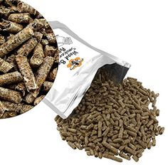 Great for Beekeeping Wood Pellets, Outdoor Fryer, Bee Smoker, Wood Bees, Fishing Store, Fish Logo, Bee Keeping, Outdoor Cooking