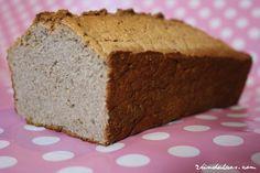 Super schnelles Buchweizen - Brot (vegan und glutenfrei)