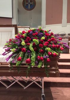 Idea Of Making Plant Pots At Home // Flower Pots From Cement Marbles // Home Decoration Ideas – Top Soop Modern Floral Arrangements, Funeral Flower Arrangements, Funeral Flowers, Funeral Caskets, Casket Flowers, Funeral Sprays, Casket Sprays, Grave Decorations, Funeral Tributes