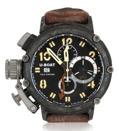 U-BOAT Chimera Carbonio Chronograph Watch