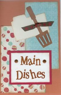 Many of you have been requesting Recipe Dividers for our exclusive recipes from T&C Designs. The first order flew out of the store so . Homemade Recipe Books, Homemade Cookbook, Cookbook Recipes, Cookbook Ideas, Cookbook Design, Recipe Book Templates, Printable Recipe Cards, Cookbook Display, Cookbook Storage