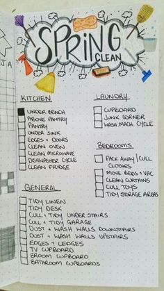 10 Bullet Journal Layouts For Anyone Trying To Be Clean