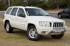 2003 Jeep Grand Cherokee WG Limited MY2004