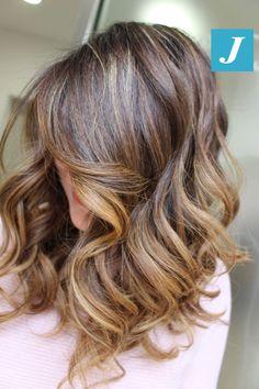 Spring Trend _ Degradé Joelle #cdj #degradejoelle #tagliopuntearia #degradé #igers #musthave #hair #hairstyle #haircolour #longhair #ootd #hairfashion #madeinitaly #wellastudionyc