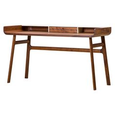 <p>A sleek and sophisticated desk is all the inspiration you need to avoid procrastination in your home office.</p>