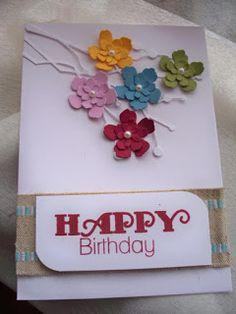 Kartenfenster: Happy Birthday