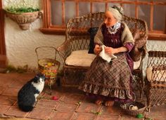 Guzel Galieva, IGMA artisan - old woman