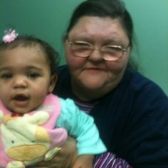 Here`s a picture of my mom and my daughter jessica marie woodson that we love very much with all of our hearts