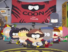 Coon 2: Hindsight/Images - South Park Archives - Cartman, Stan, Kenny, Kyle