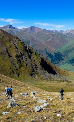 Everything you need to know about the Jyrgalan trek, the newest adventure destination in Kyrgyzstan! Go trekking in Kyrgyzstan. This is a great adventure in Kyrgyzstan.  Put it on your list of things to do in Kyrgyzstan. It is an awesome hike in Kyrgyzstan.