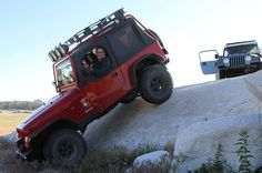 Thumbs up for a #jeep way of living! #offroad #baja #adventure #dirt