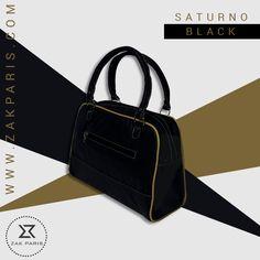 Versátil y con estilo así es La cartera Saturno Black de Zak. Cuenta con el espacio suficiente para ir al trabajo e incluso para salir de noche, es una mini maleta de semicuero plastificado, con asas de cuero y detalles dorados.   #fashion #zakparis #bag #handbag #today #friday #perfect #shopping #black #semicuero