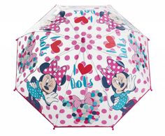 Minnie Mouse Bubble Paraplu (Transparant) #disney #minniemouse #kinderparaplu #paraplu Spiderman, Batman, Minions, Mickey Mouse, Bubbles, Disney, Cards, Spider Man, The Minions