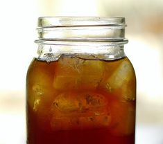 Sweet Tea (the most epic of all southern beverages)