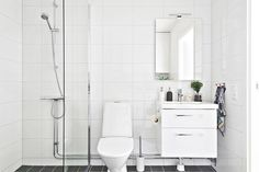 #styling #homestyling #bathroom #badrum Homestyling av hörnlägenhet med terrass | Move2
