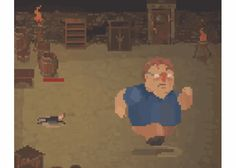 Steam Game Turns Gabe Newell Into A Boss Fight