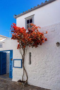 ioannisdg:  Hydra Island, Greece  Aπλότητα σε όλο της το μεγαλείο ~