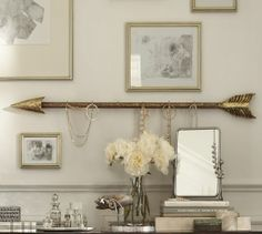 Perfect Shot Jewelry Hanger | Pottery Barn