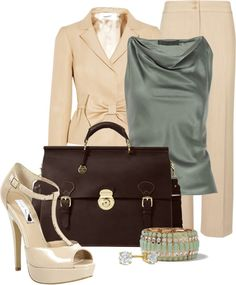 """""""All Business"""" by happygirljlc ❤ liked on Polyvore"""