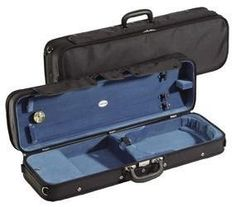 Jakob Winter 3023 Handmade Oblong Viola Case, Black and Blue by Jakob Winter. $519.00. UK AND EUROPE: Jakob Winter cases are sent directly from the manufacturer in Germany - please allow 7 to 10 days for delivery.  REST OF THE WORLD: There is a lead shipment time of 1 week before the case is shipped by Express courier - please allow 10 to 14 days for delivery.  High quality case made in Germany.  This handmade wooden violin case is extremely light in weight, which has been achiev...