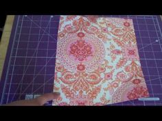 Double pocket Card Tutorial. Fairly easy to make. Cute and interesting card.