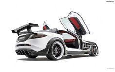 Mercedes-Benz SLR. You can download this image in resolution 1920x1200 having visited our website. Вы можете скачать данное изображение в разрешении 1920x1200 c нашего сайта.