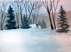 Michelle's Watercolors